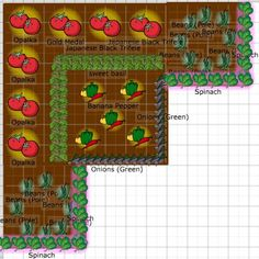 images about Online Garden Planners on Pinterest