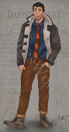 Dapper Gaston by MattesWorks.deviantart.com on @DeviantArt