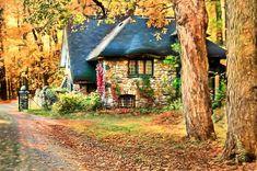 La maison MURRAY house. Parc du Mont-Saint-Bruno, Parc National, Saints, Cabin, House Styles, Photos, Home Decor, Home, Pictures, Decoration Home