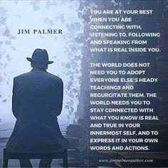 Jim Palmer, World Need, Need You, Everyone Else, Connection, Healing, Memes, Spirit, I Need You