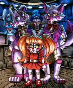 Intrigue / Funtime Freddy and Bonnie puppet FNaF by Mizuki-T-A on DeviantArt Fnaf Baby, Fnaf Sl, Fnaf Wallpapers, 2 Kind, Funtime Foxy, Fnaf Sister Location, Circus Baby, Fnaf Characters, Fnaf Drawings