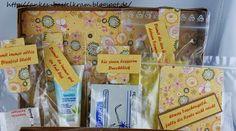 Ankes Bastelkram: Rentnerüberlebensset - New Ideas Snack Recipes, Birthdays, Happy Birthday, Packaging, Kawaii, Moment, Retirement, Wellness, Trends