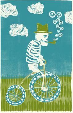 Se muere por las bicicletas