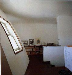 Resultado de imagem para casa avelino duarte, siza Lloyd Wright, Portugal, 1980, Interior, Houses, Furniture, Home Decor, Homes, Architects