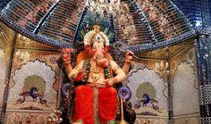 Lalbaugcha Ganesh Image 2015