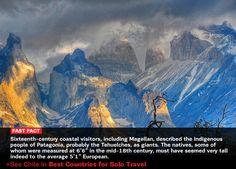 Patagonia. Via T+L (www.travelandleisure.com).
