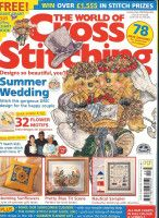 "(1) Gallery.ru / tymannost - Альбом ""The world of cross stitching 059 июнь 2002"""