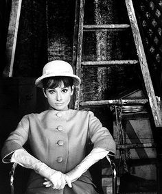 Audrey as Gabrielle Simpson in Paris When It Sizzles (1964)