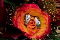 Bouquet and the rings | Matt Mason Photography | Lake Geneva, WI