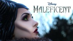Angelina Jolie-in Maleficent 2014 movie-wallpaper in High resolution
