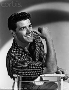 Jeff Richards, Benjamin from Seven Brides for Seven Brothers. So handsome! Old Movies, Great Movies, Classic Hollywood, Old Hollywood, The Lone Ranger, Christian Movies, About Time Movie, Pretty People, Beautiful People