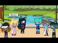 Girls V.S Boys ||Singing Battle Part 3|| [Gachaverse] - YouTube Girl Artist, Song List, Cute Anime Character, Anime Characters, Fictional Characters, Pretty Art, Little Girls, Battle, Singing