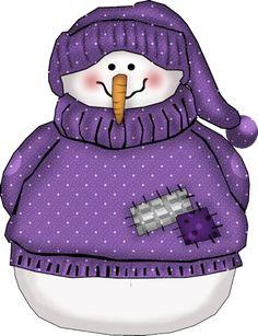 snowmen.quenalbertini: Cute snowman - CH.B
