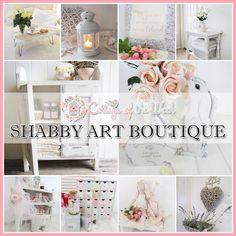 Shabby Art Boutique- learn how to make your own reed oil diffuser and scented room spray. Cute site!