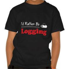 Logging Gifts - T-Shirts, Art, Posters & Other Gift Ideas | Zazzle