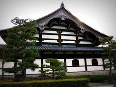 Toufukuji Temple.