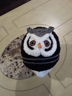 Owl Hat by SRO-AUSTIN
