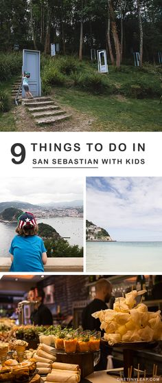 Looking for the best family friendly city in Europe? Find out why we think you should visit San Sebastian with kids, plus get tips on what to do and see.