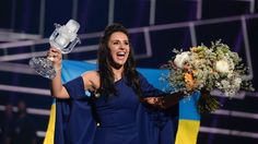 Ukraine's Jamala has won this year's Eurovision Song Contest, held in Stockholm, Sweden. The country scored 534 points with its song 1944, about the deportation of Crimean Tatars under Josef Stalin. Australia finished second with 511 points, while Russia - which was the favourite going into the competition - was third with 491 points.