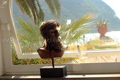 Semiramis Hotel, an Island in the island by Lisa Bencivenni, via Behance
