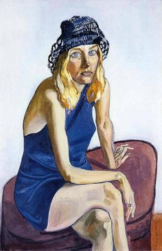 adreciclarte — Louise Lieber - Alice Neel, 1971