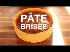 ▶ Pate Brisee Recipe - ChefSteps - YouTube
