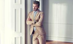 David Beckham - The Bomber Jacket