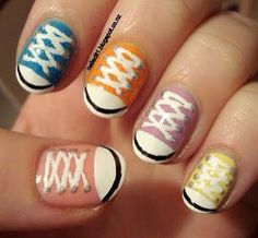 Idée soulier ongle...nail choes