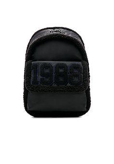 9dca256f80 Fenty by Puma Sherpa Backpack in Puma Black