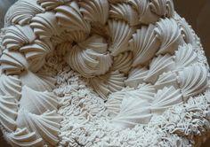 Simone Pheulpin- textile (yes, textile) artist