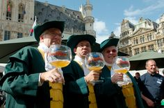 In Belgium, brewing is art and today, no less than the UNESCO acknowledged Belgian beer culture as world heritage! Are you ready to celebrate? Cheers to you, to us and to the world!