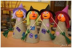 Dulcibela78: Čarodějnice Diy And Crafts, Halloween, Witches, Spring, Bruges, Coven, Wicked, Spooky Halloween, The Witcher