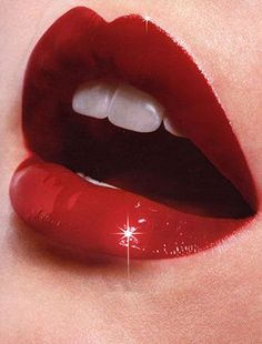 Red, Red Lips