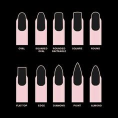 Ok u guys! This are some kind of shapes for your pretty nails! ❤️️❤️️❤️️❤️️❤️️❤️️❤️️❤️️❤️️❤️️❤️️ LIKE,SHARE AND FOLLOW!!