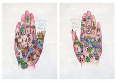 The World at Hand's Reach - aitch