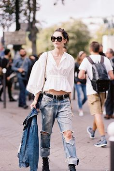 Paris Fashion Week SS 2017....Janice