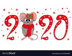 Vector of cartoon doodle white funny cut Happy New Year Images, Happy New Year Greetings, Merry Christmas And Happy New Year, Christmas Drawing, Christmas Art, Vintage Christmas, Illustration Noel, Christmas Illustration, Happy New Year Minions