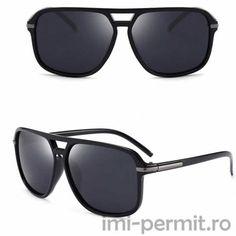 Ochelari de soare barbatesti polarizati Uvlaik Aviator Barbie, Sunglasses, Model, Fashion, Moda, Fashion Styles, Scale Model, Sunnies