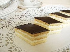 Hungarian Recipes, Hungarian Food, Tiramisu, Cheesecake, Cookies, Ethnic Recipes, Hungary, Drink, Diet