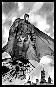 Batman by *ZurdoM on deviantART