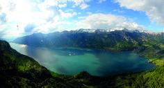 Lake #Brienz, #Switzerland
