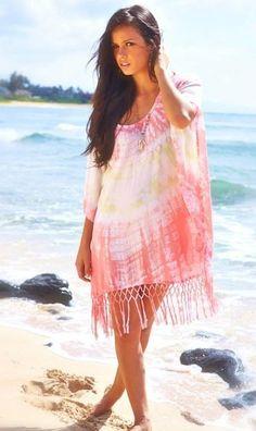 Tiare Hawaii Tropics Dress | Tiare Hawaii Coverups | Tiare Hawaii Dresses