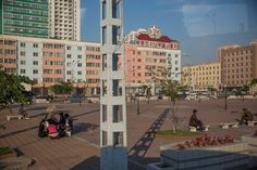 """What interested you most in Times this week? This week's winner wrote about David Guttenfelder's """"<a href=""""http://www.nytimes.com/interactive/2015/06/10/world/asia/north-korea-photos-video.html"""">Illuminating North Korea</a>."""" In this photo, the square in front of Pyongyang Railway Station."""