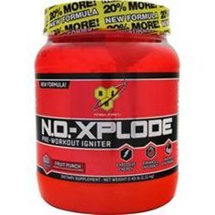 Get the best Value on the Best quality product! Buy 1 – 2 – 3 or more items & Save BSN NO-Xplode Pre Workout Igniter in 2.45 lbs Buy 1 – 2 – 3 or more & save #BSN
