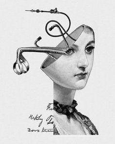 collage of engravings | Claudia Drake