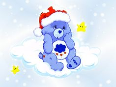 Download Care Bears Grumpy Christmas The Free Wallpaper 1024x768 ...