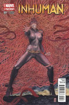 Inhuman #1 - Genesis (Issue)