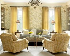 living room decor gray and yellow ideas for rooms with fireplaces 40 best images in 2019 eclectic design curtains throw pillows green floral
