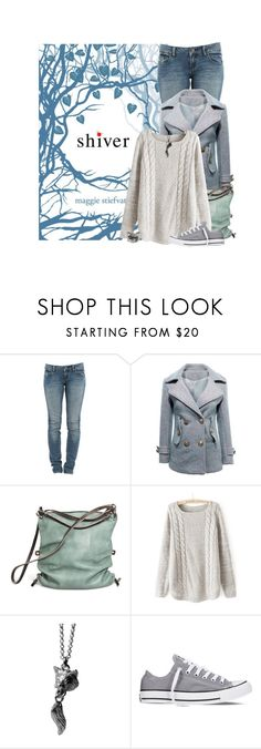 """""""Grace Brisbane"""" by kate7695 ❤ liked on Polyvore featuring bleu, Ina Kent, Deadly Ponies, Converse and Carol Felley"""