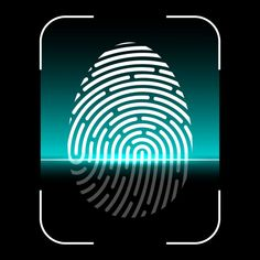 Security Technology, Computer Technology, Business Technology, Finger Scan, Fingerprint Technology, Biometric Security, Scanner App, Fingerprint Recognition, Security Logo